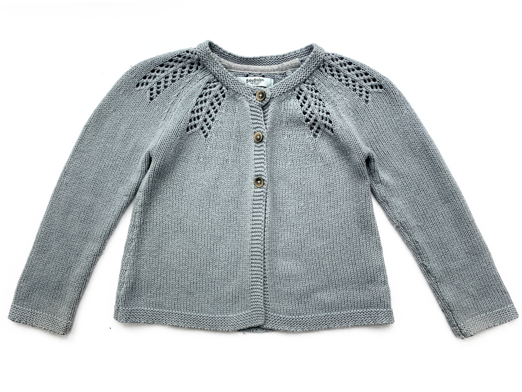 Baby Boden Knitted Cardigan - 2/3 yrs