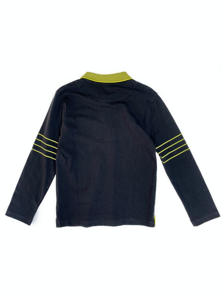 Hugo Boss Long Sleeved Polo - 8 yrs