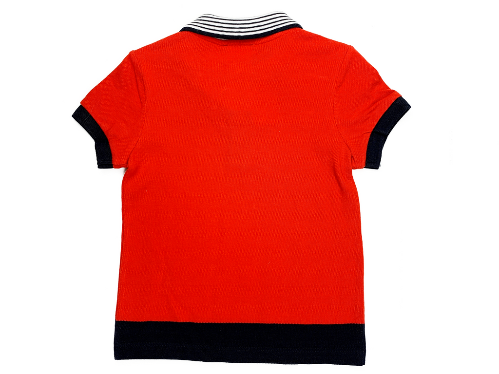 Jacadi Red Polo Shirt - 4 yrs