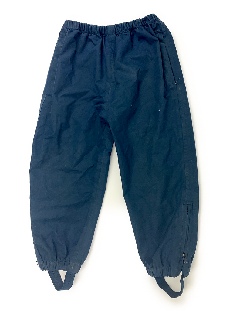 JoJo Maman Bebe Pack Away Waterproof trousers - 2/3 yrs