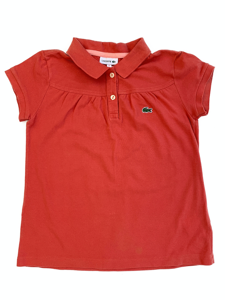 Lacoste Polo Shirt - 10 yrs