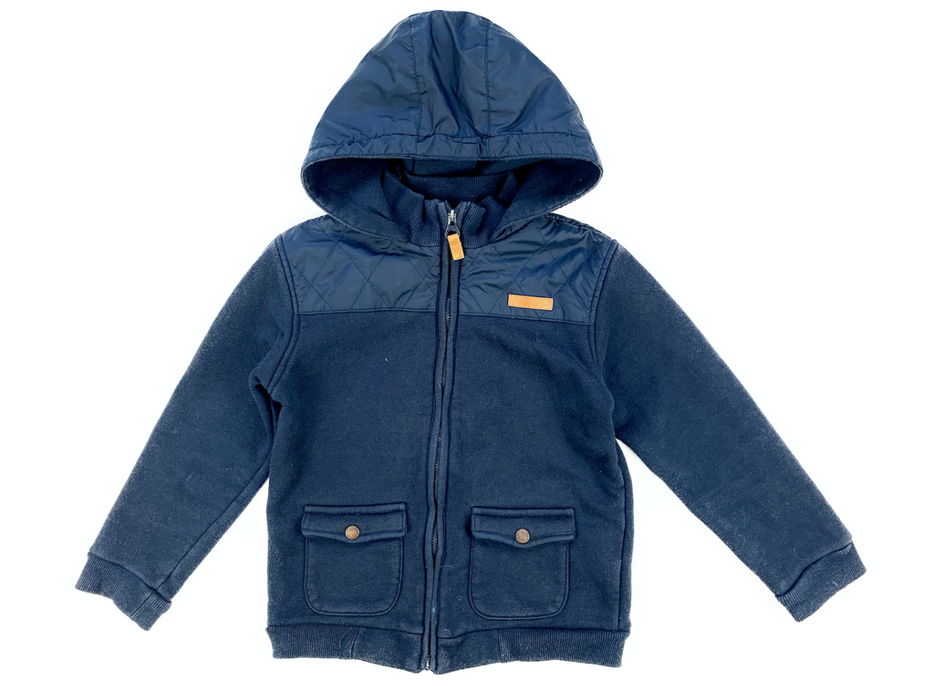 Mayoral Hooded Jacket - 6 yrs