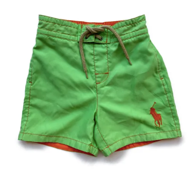 Ralph Lauren swim trunk - 24 mths