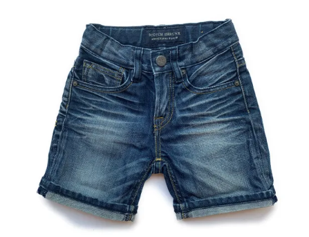 Scotch and Soda Strummer shorts - 4 yrs
