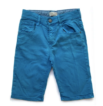Zara blue shorts - 9/10 yrs