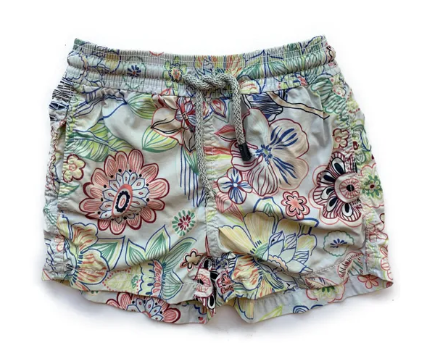 Vilebrequin flower swim shorts - 2 yrs