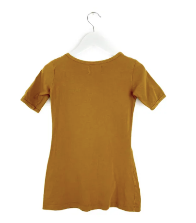 Bobo Choses mustard dress - 4/5 yrs old