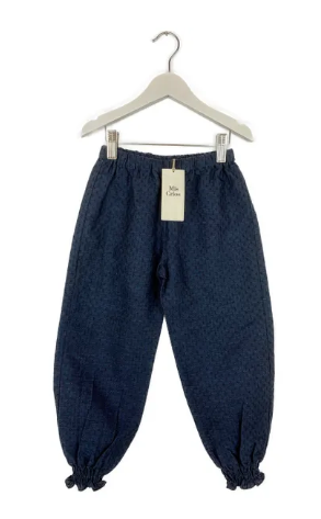 Mis Crios trousers with elasticated ankles - 4 yrs