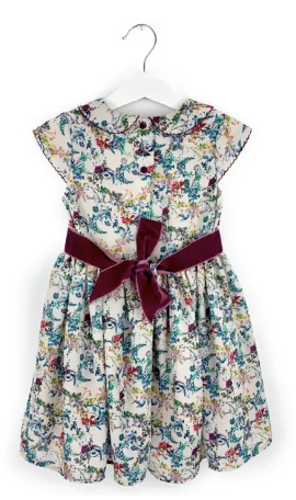 Next floral dress - 2/3 yrs