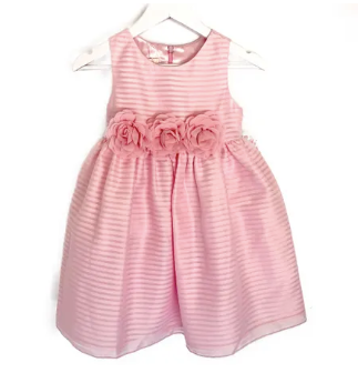 Pink Occasion Dress - 4 yrs