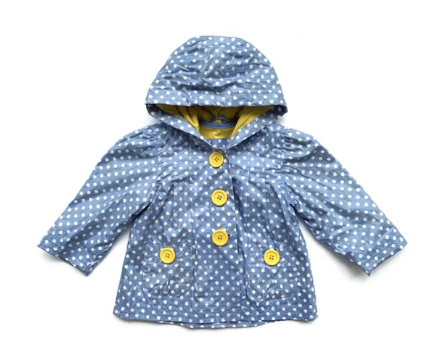 John Lewis raincoat - 6/9 mths