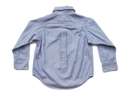 Ralph Lauren blue dress shirt - 2 yrs