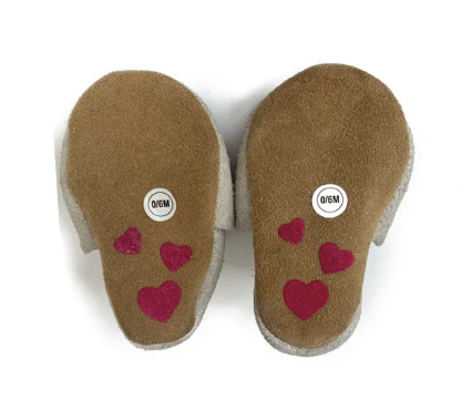 Cat soft shoes - 0-6 mths