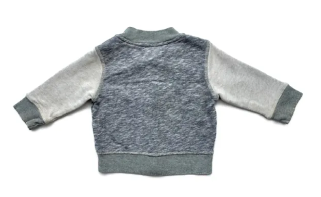 BabyGap zip-up cardigan - 12/18 mths