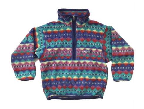 Patagonia Vintage Collectable Fleece - 6 yrs