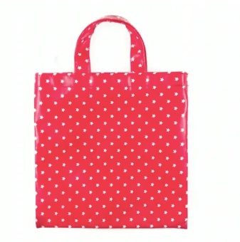 Cath Kidston oil cloth mini tote bag