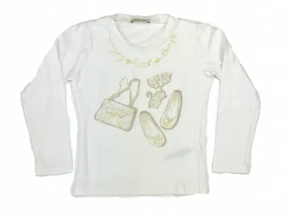 Lujo long sleeved top - 6 yrs