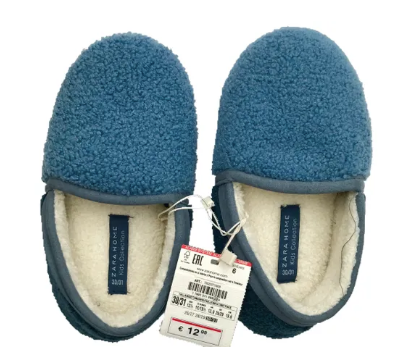 Zara Home kids collection slippers - 30/31