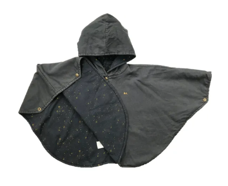 Bobo Choses cape with hood - 4/5 yrs