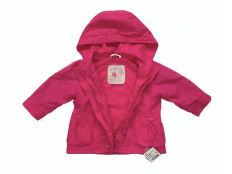 Zara coat with removable inner hoodie - 9/12 mths