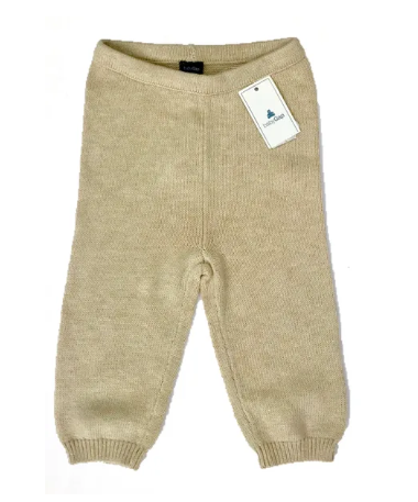 babyGap unisex knitted leggings - 3-6 mths