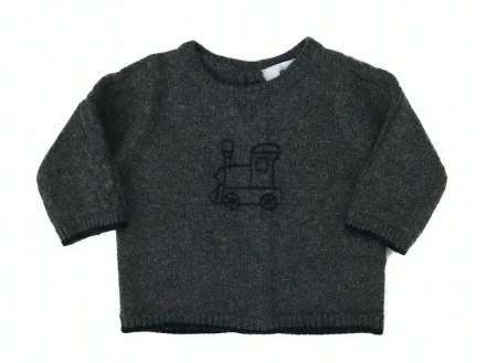 Jacadi Paris boys jumper - 3 mths