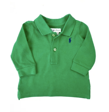 Ralph Lauren boys polo - 3 mths
