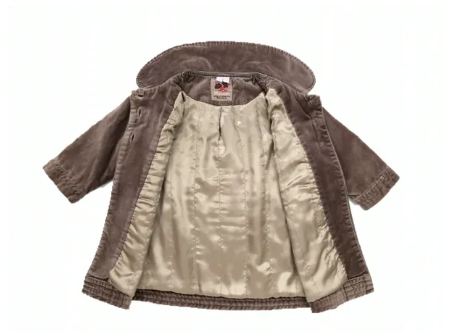 Monsoon winter dress coat - 2 yrs