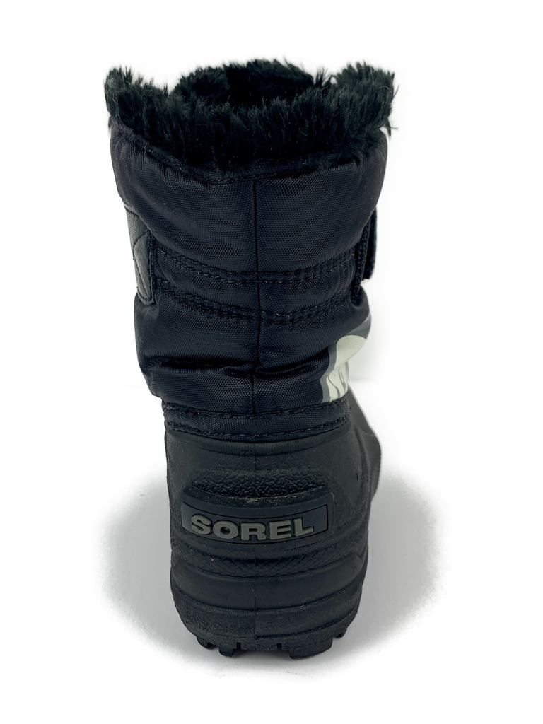 Sorel Black Snow Boots - 23