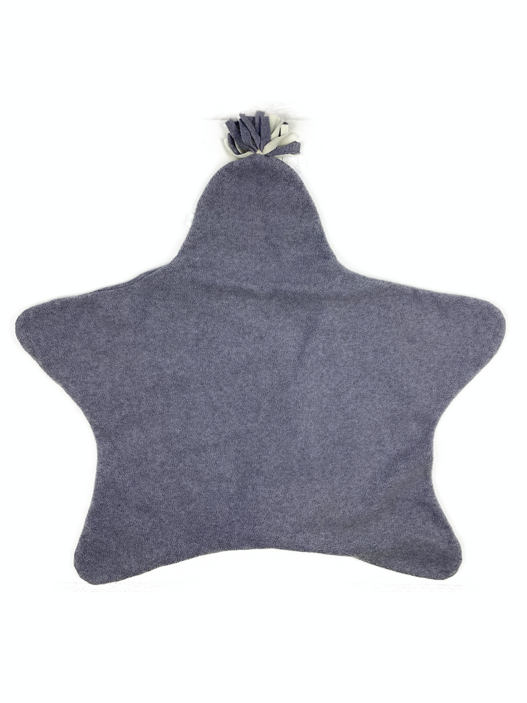 Tuppence and Crumble Star Fleece Wrap - 5/10 mths