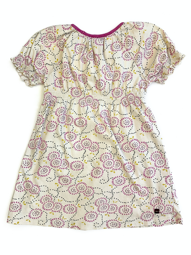 Tea Dress with Stretch Waist - 7 yrs