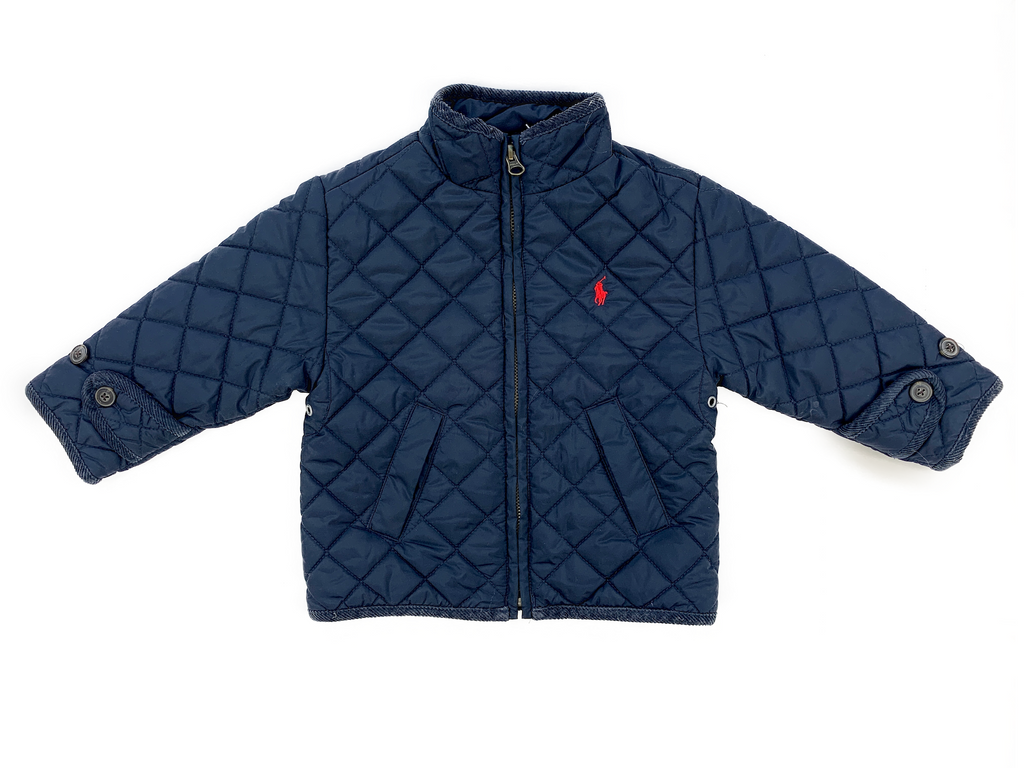 Ralph Lauren Padded Jacket - 18 mths