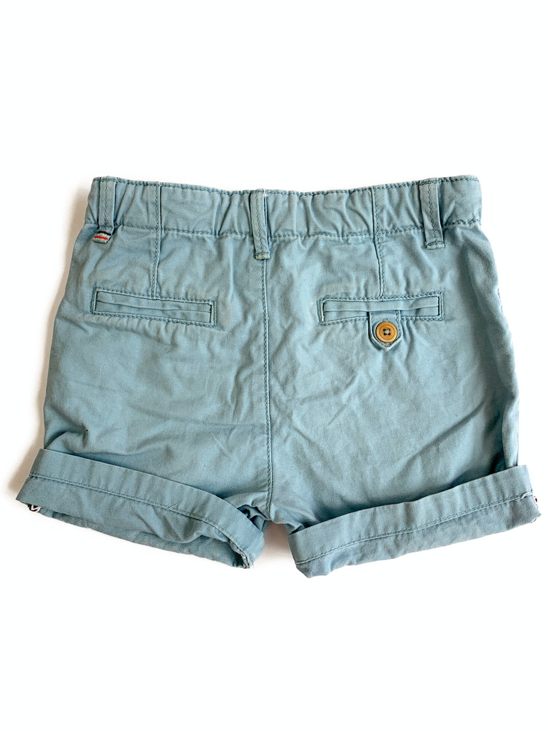 Zara shorts with adjustable waist - 9/12 mths