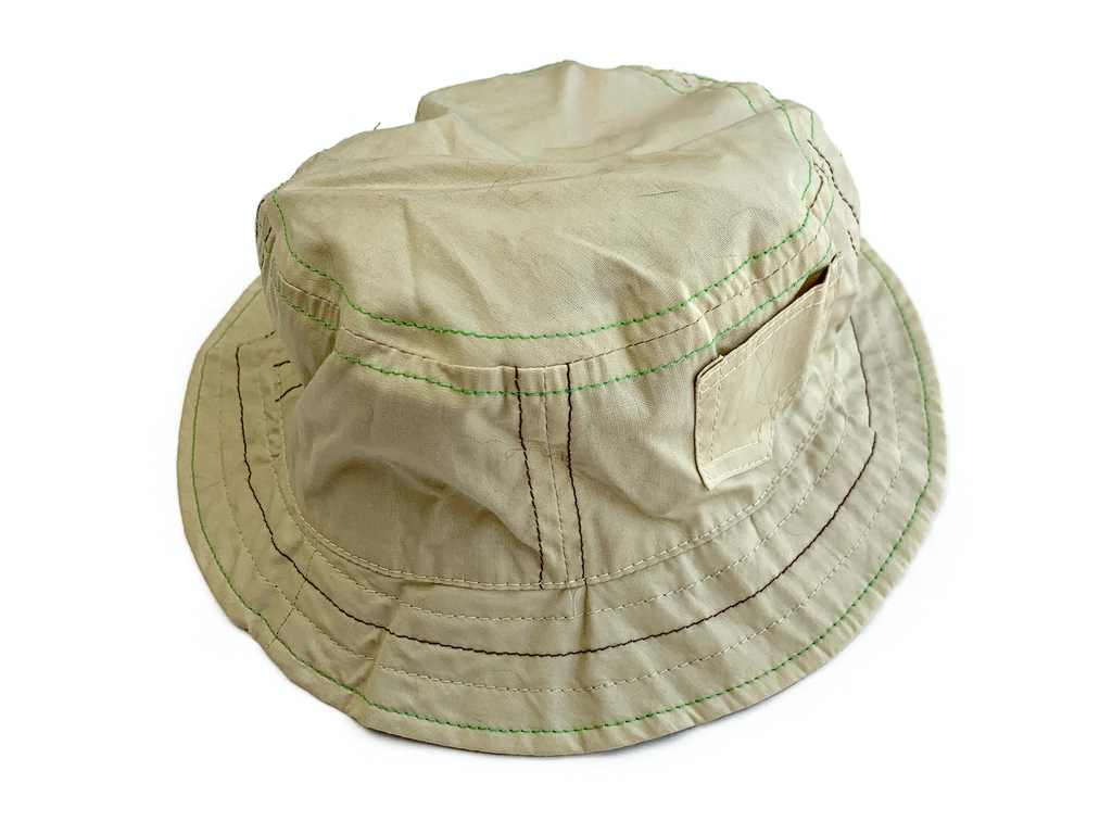 Reversible Wide Brimmed Sun Hat - 18/24 mths approx