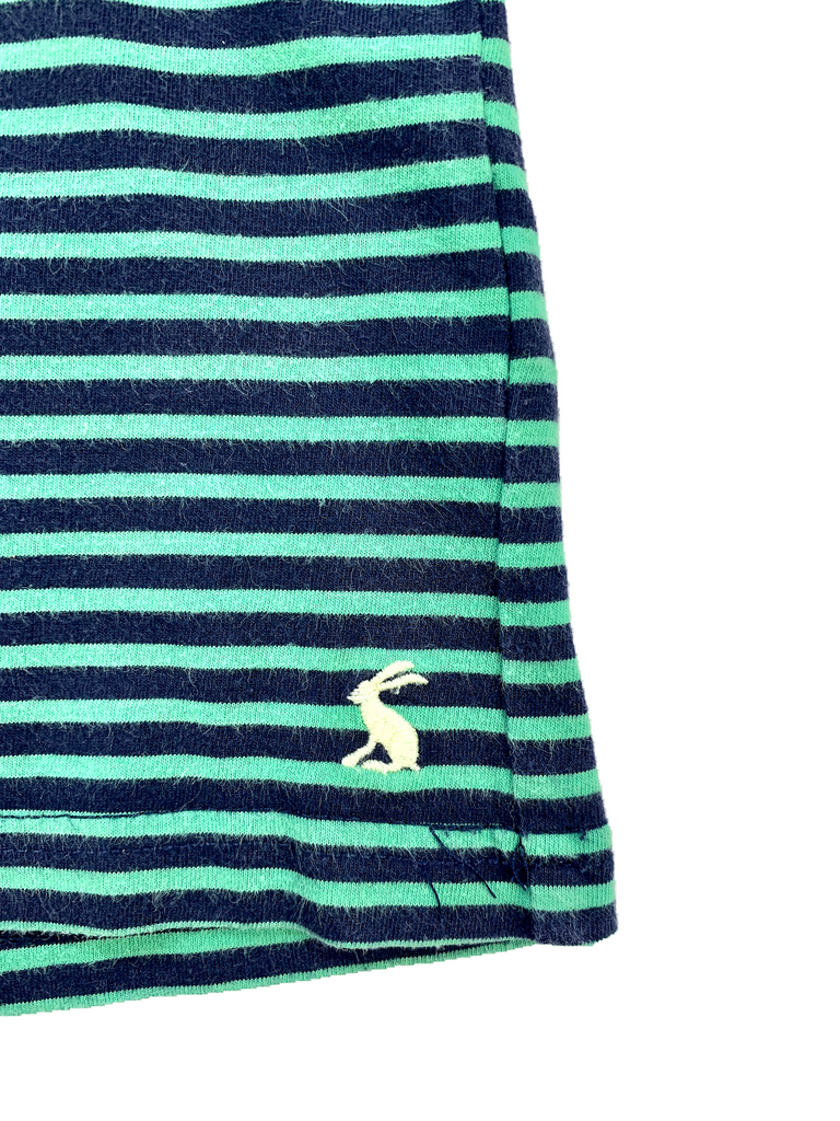 Joules Stripped Cotton Long Sleeved T - 6 yrs