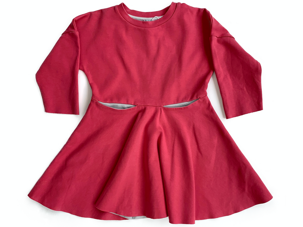 COS Dress with Swirl Skirt - 3 yrs