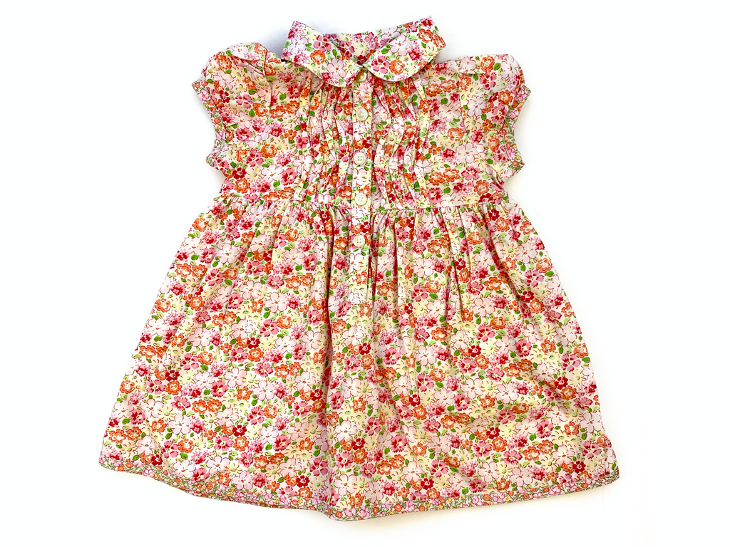 BabyGap Flower Dress with Pants - 3/6 Mths