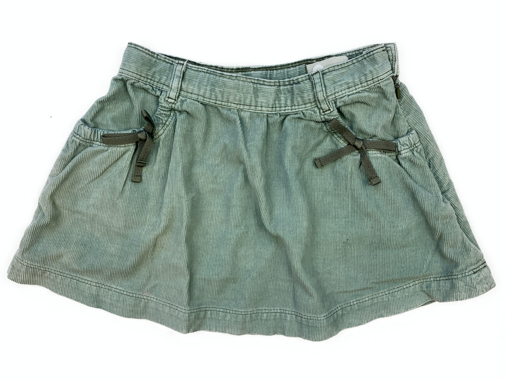 Jacadi Green Gord Skirt - 5 yrs