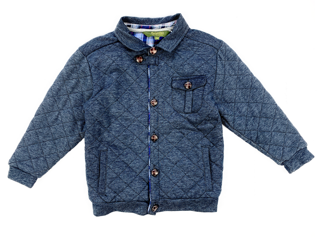 Baker by Ted Baker Quilted Jacket - 5/6 yrs