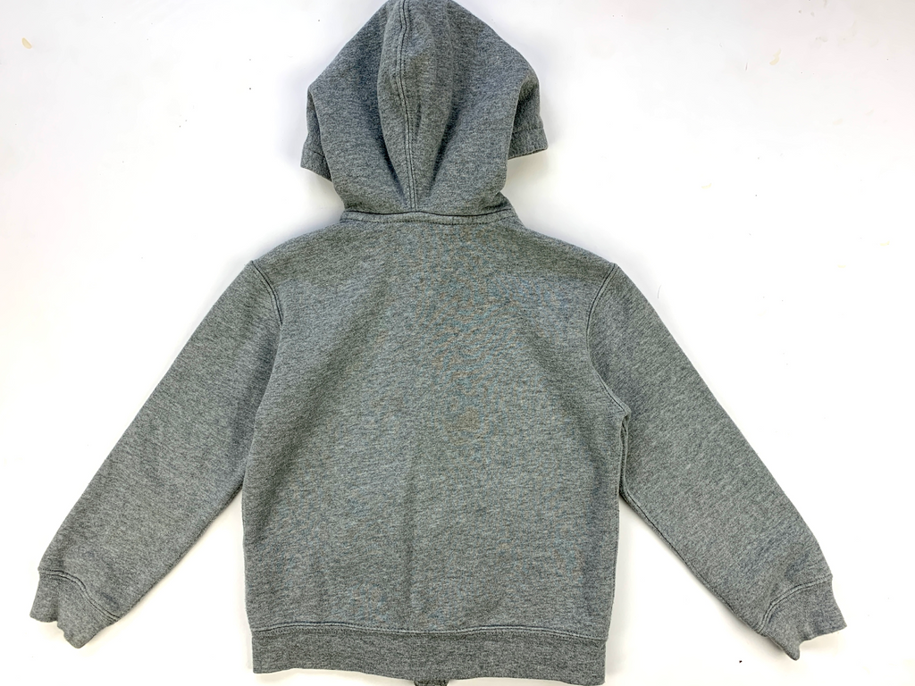 Ralph Lauren Double Knit Full Zip Hoodie - 6 yrs