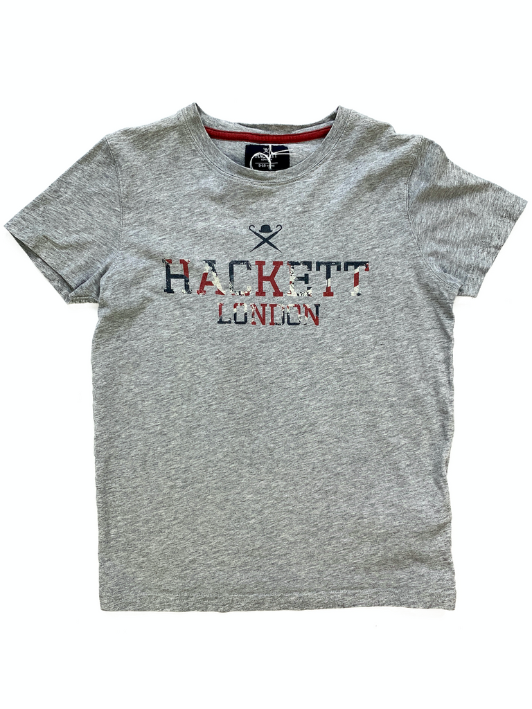 Hackett London T-Shirt - 9/10 yrs