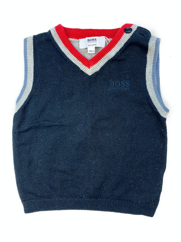 Hugo Boss Tank Top - 9 mths