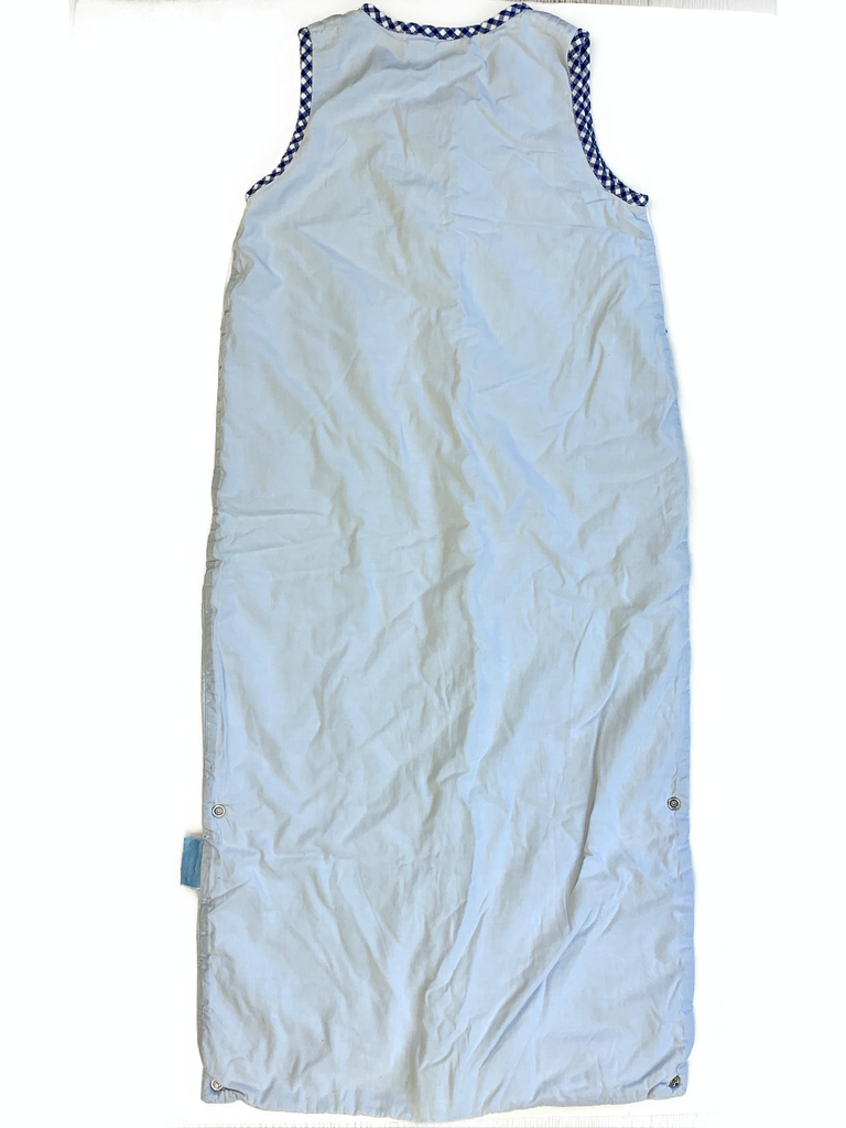 JoJo Maman Bebe Sleeping Bag with lengthening popper system for growth - 18 mths to 4 yrs