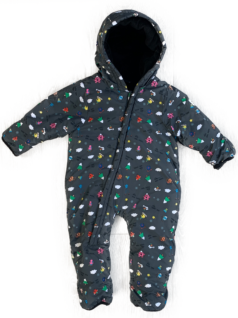 Quiksilver Mr Men Snowsuit - 12 Mths