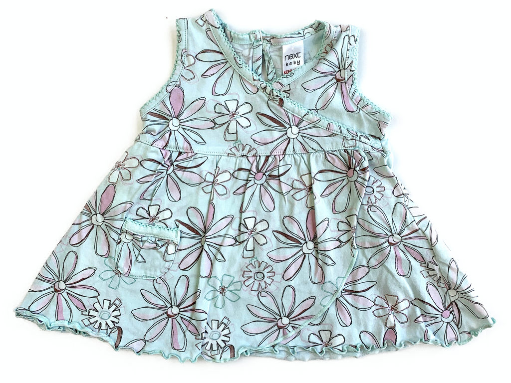 NEXT Summer Dress - 0/1 mth