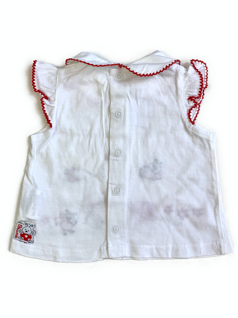 Brums Top and Shorts Set - 6 mths