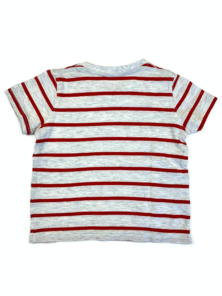 Corte Ingles Stripped T-Shirt - 1/2 yrs