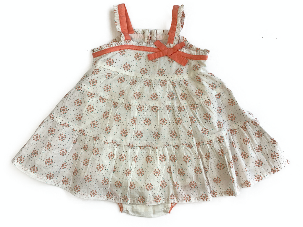Sefera dress and pants set - 3/6 mths