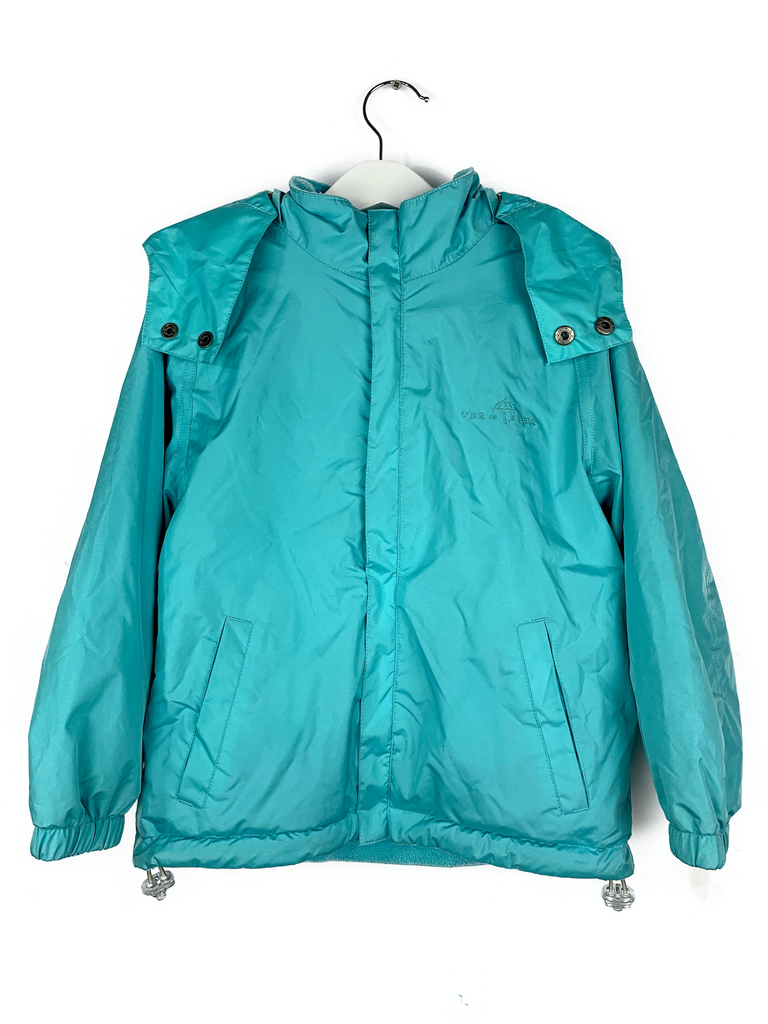 Ver de Terre Reversible Water Resistant Jacket and Fleece - 5/6 yrs