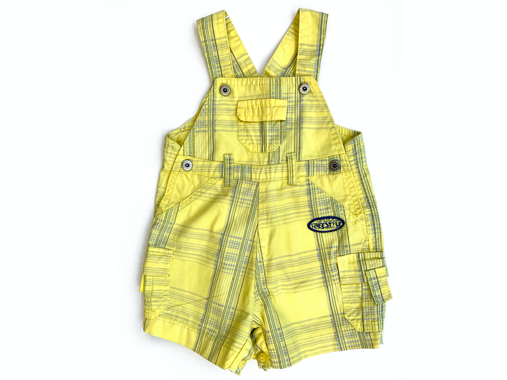 Freestyle Dungarees - 12 mths